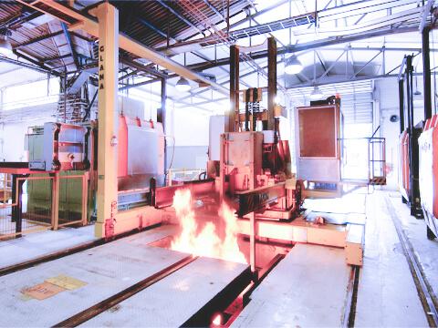 CF_Production_Heat_treatment