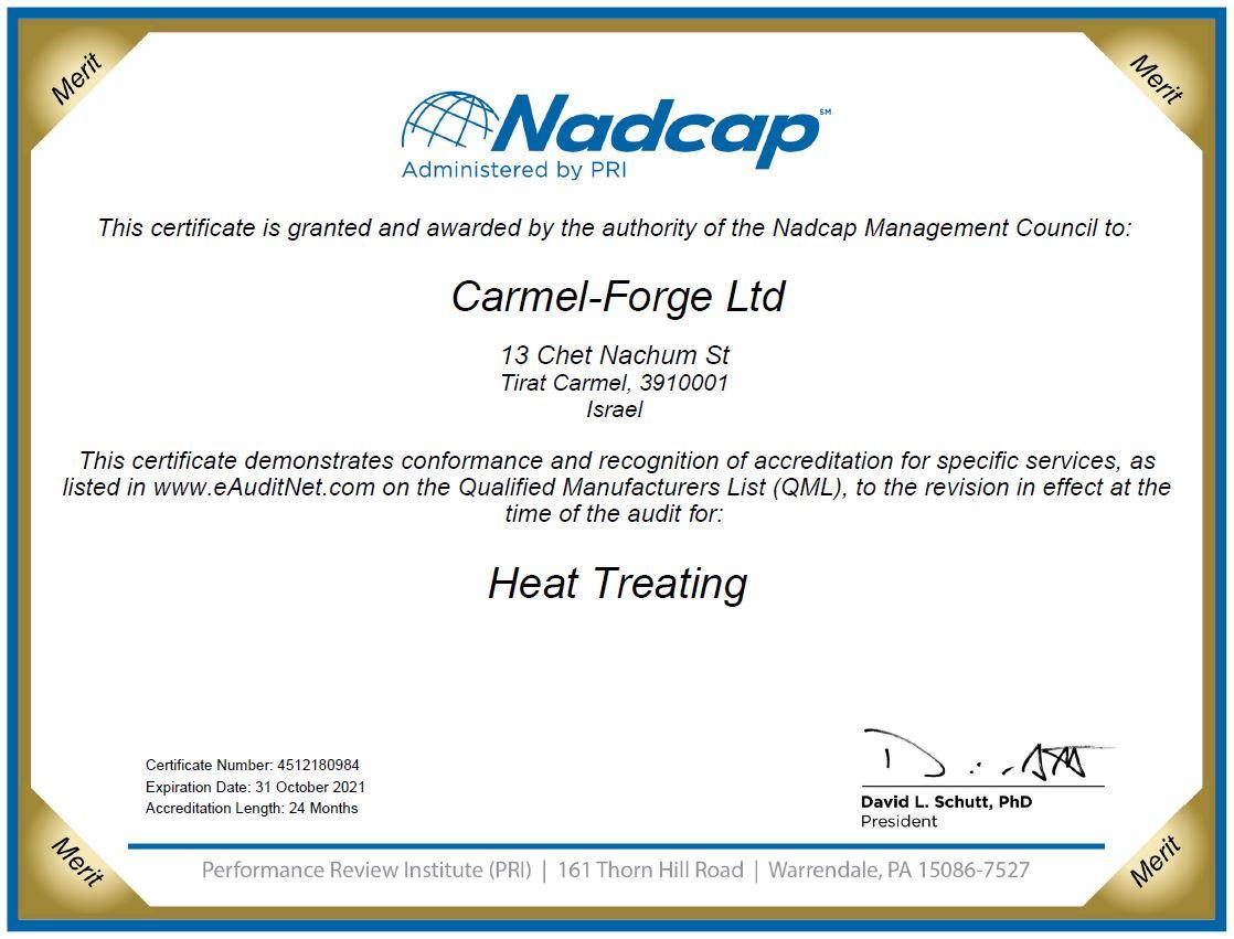 Certificate Scope HT Ex. 31.10.2021